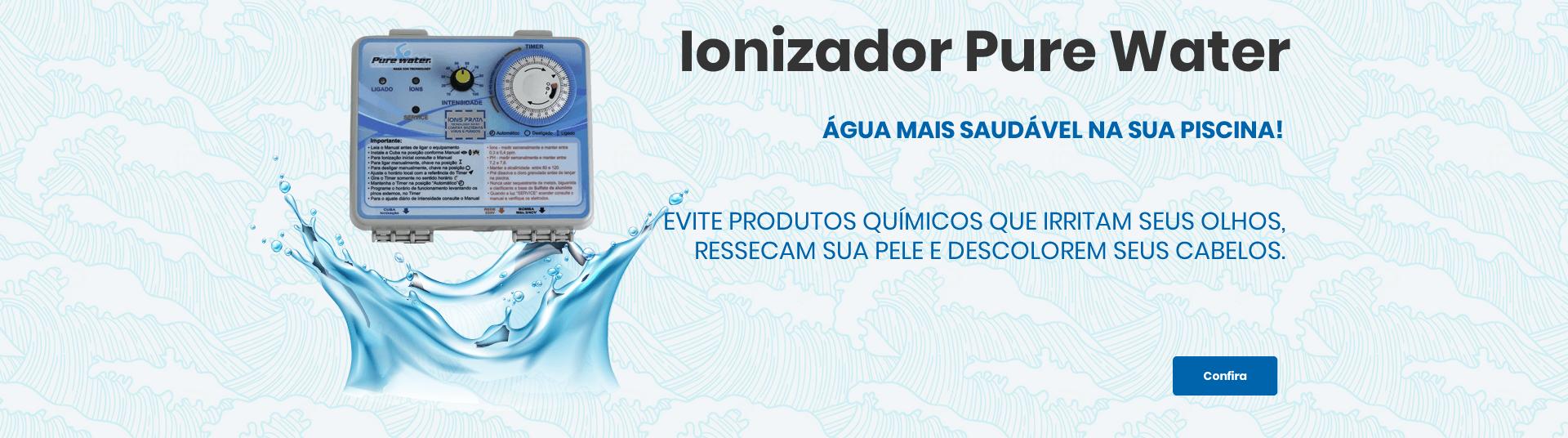 Ionizador Pure Water