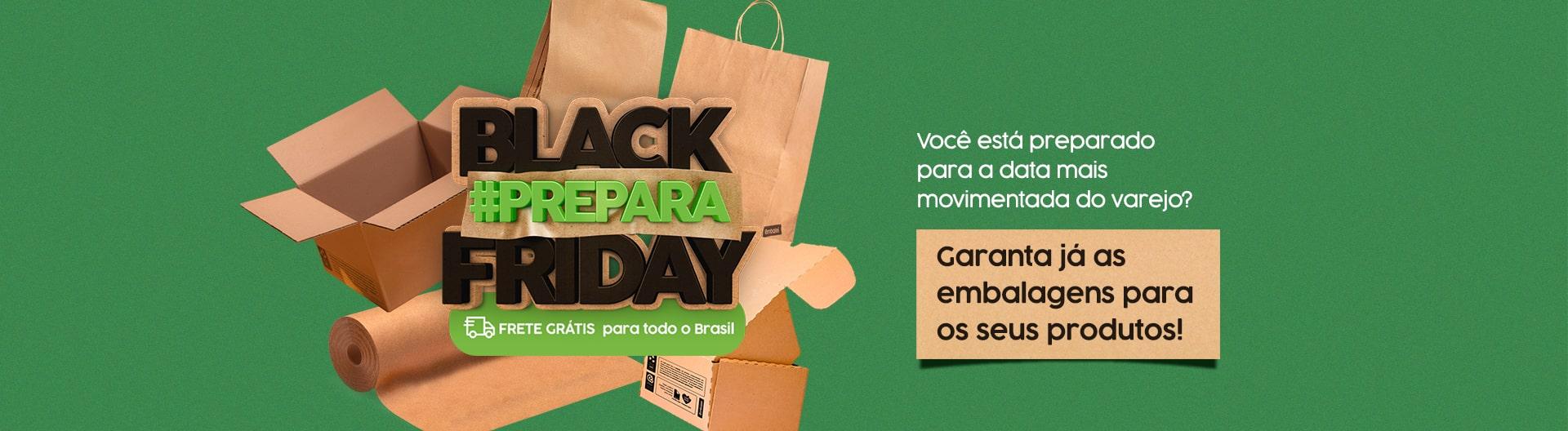 Black Friday - Fase 1