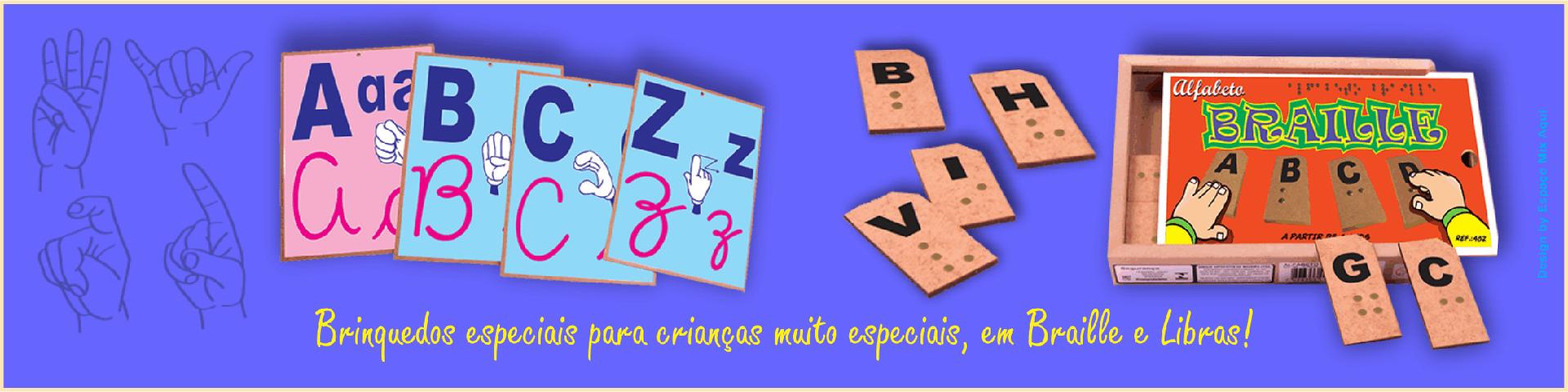 Braille e Libras