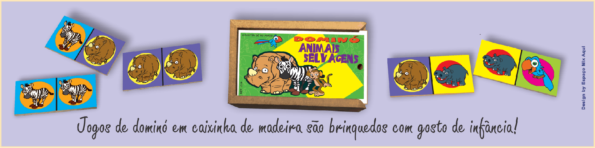 Banner Dominós