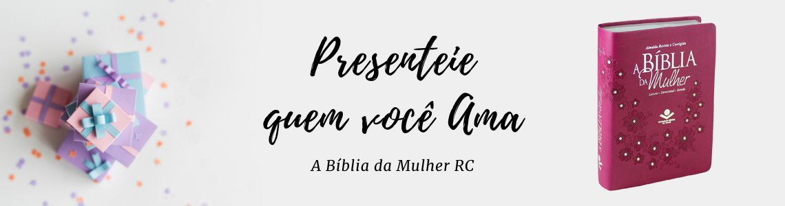 A Bíblia da Mulher RC
