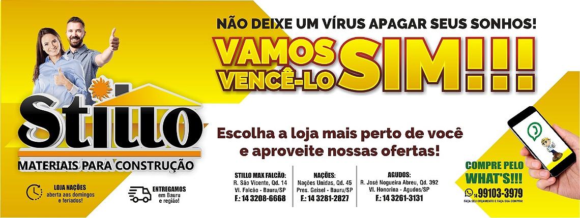 Vamos vencer o virus