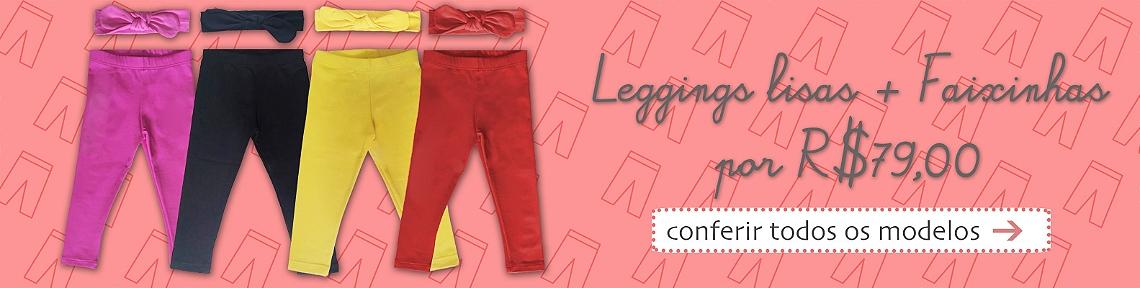 Leggings lisas