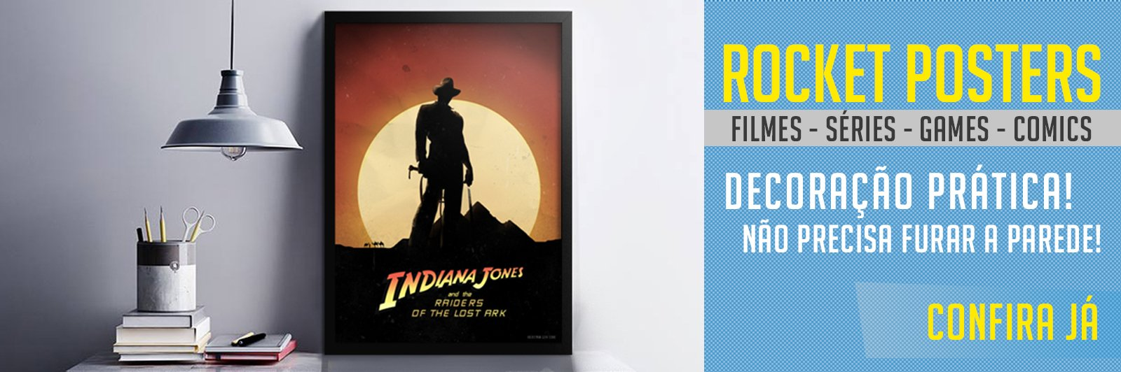 BANNER FULL POSTER INDIANA