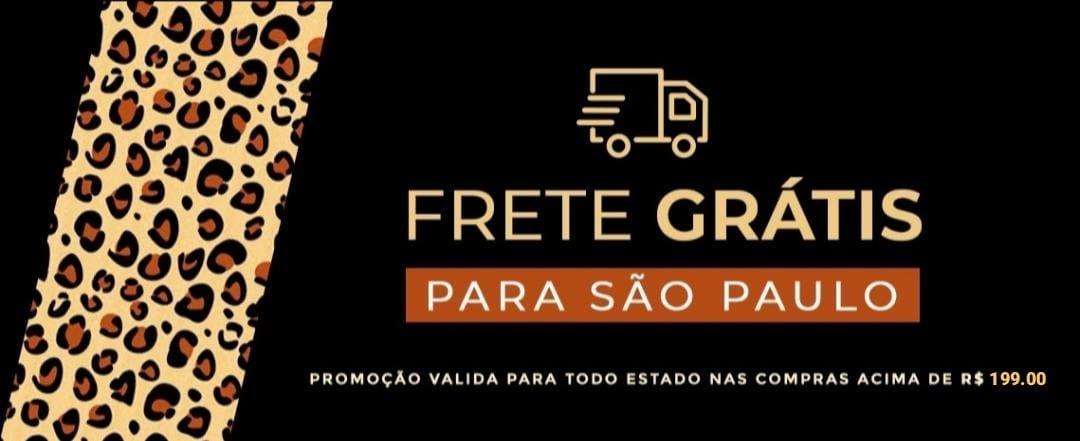 Frete gratis para sao paulo 199,00
