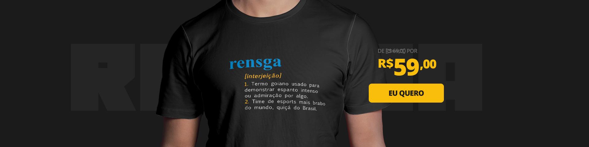 Camiseta Dicionário