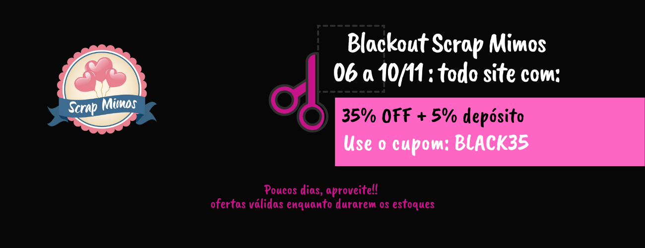 BLACKOUT 35% OFF