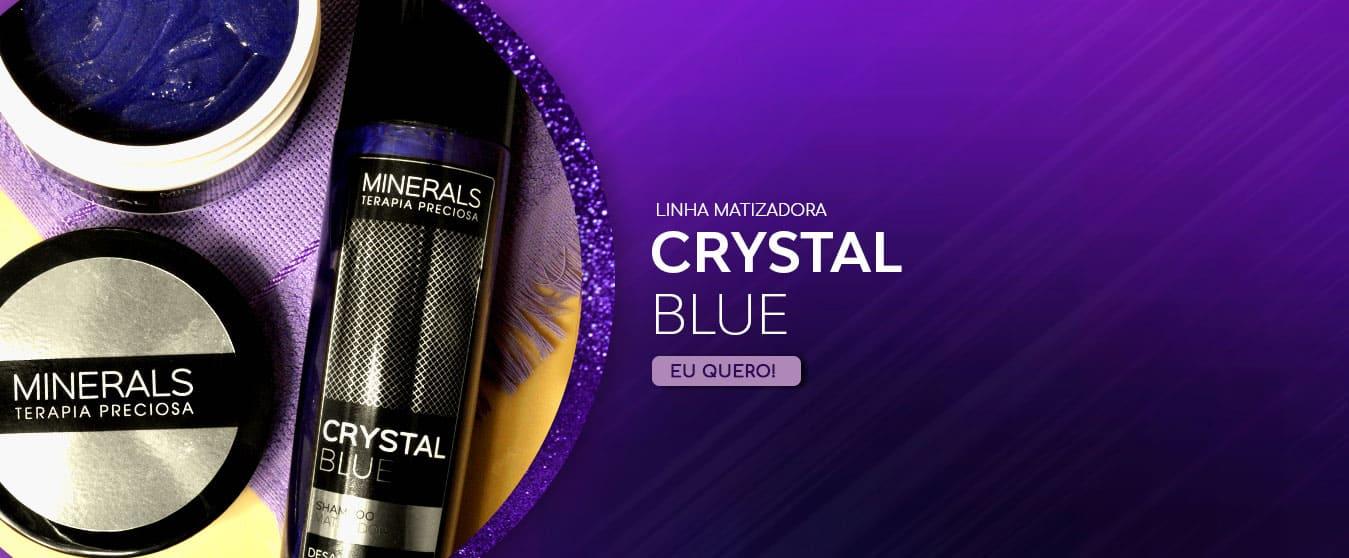 Lançamento Crystal Blue 1