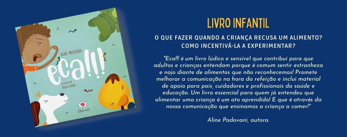 Livro - ECA - Aline Padovani