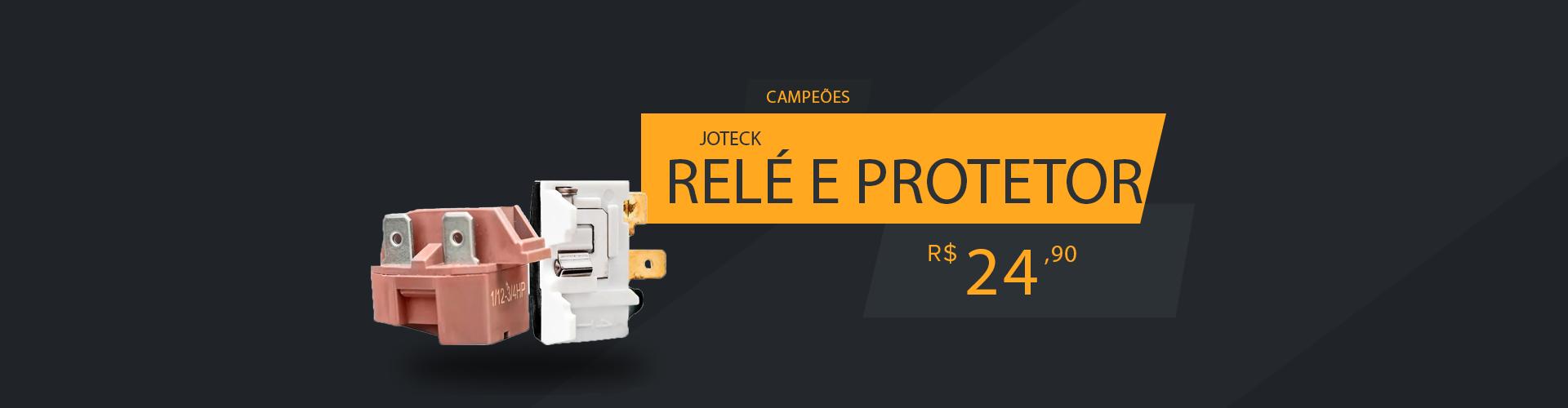 Campeões Relé e Protetor