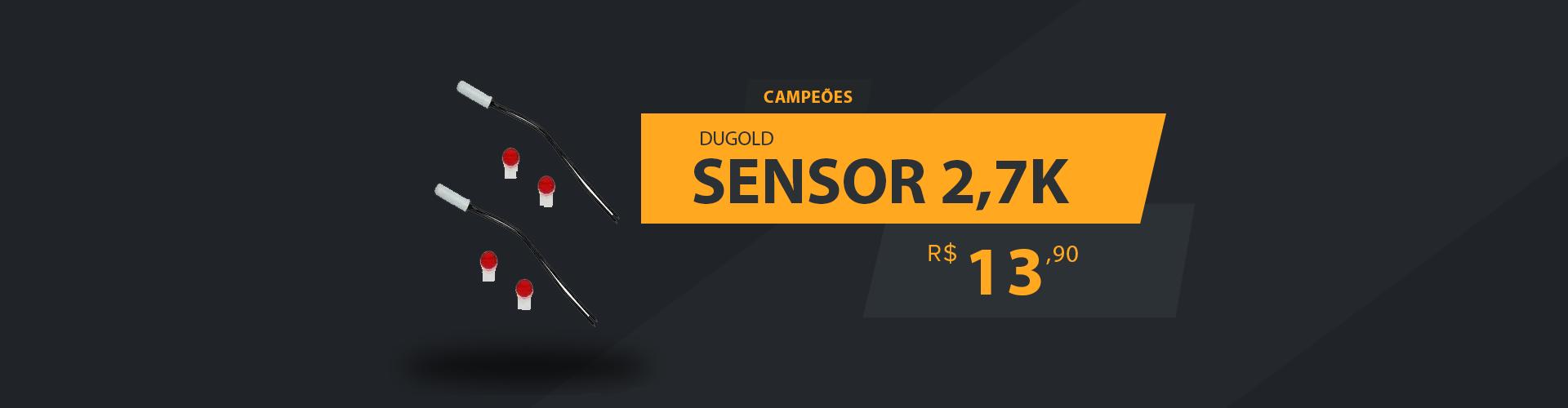 CAMPEÕES SENSOR 2,7K