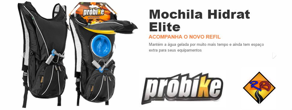 Mochila Elite