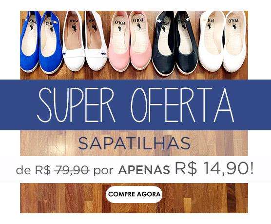 Super Oferta- Alpargatas