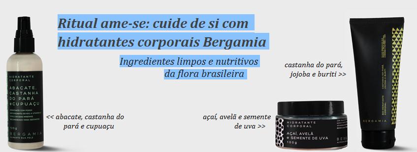 Hidratantes Corporais Bergamia