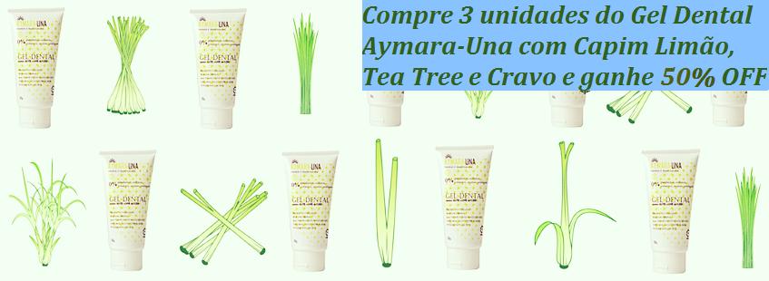 Aymara-Una Capim Limão Kit