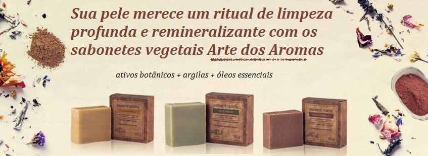 Sabonetes Arte dos Aromas