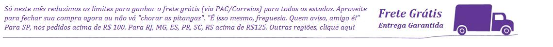 PROMO FRETE GRÁTIS