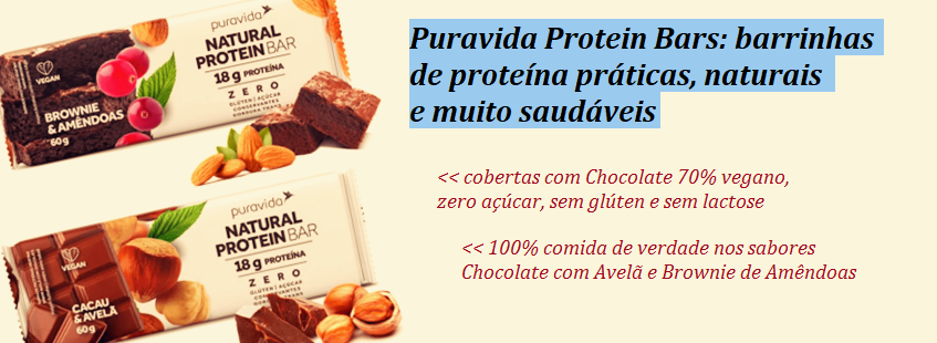 Puravida Protein Bars