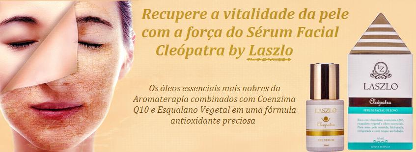 Sérum Facial Cleópatra by Laszlo