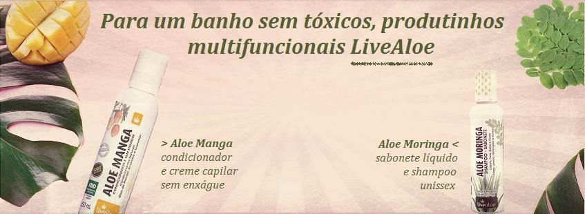 Multifuncionais Livealoe