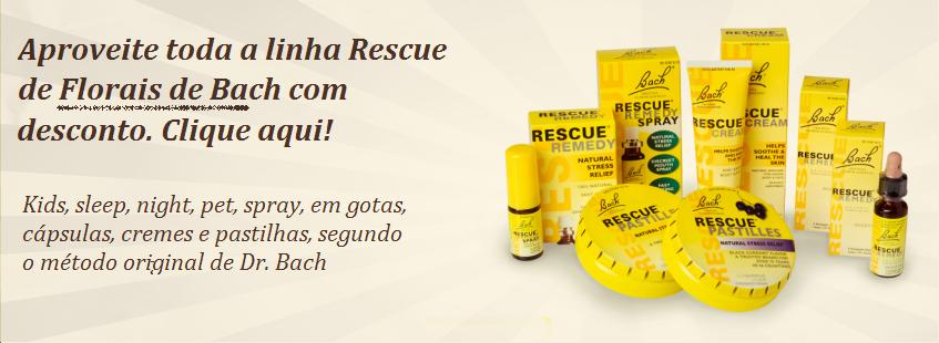 Rescue Florais Promo
