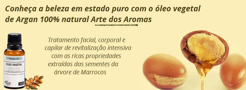 Oleo Argan Arte dos Aromas