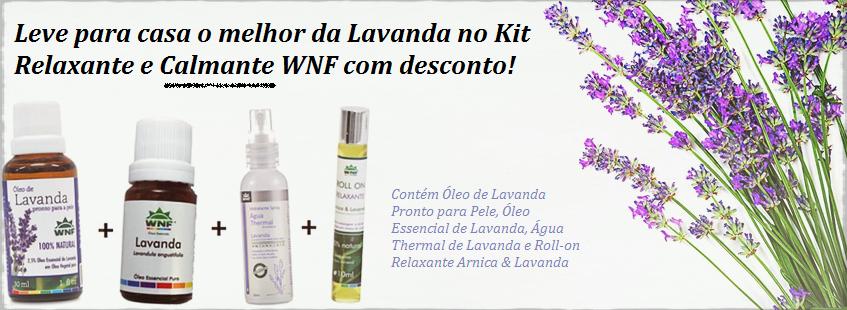 WNF Kit Lavanda