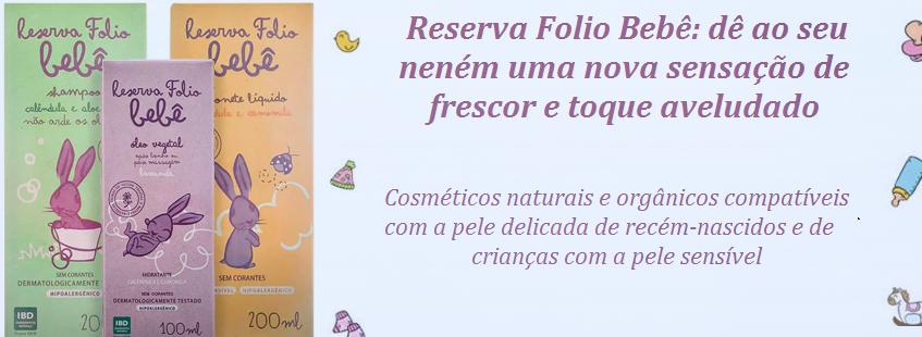 Reserva Fólio Bebê