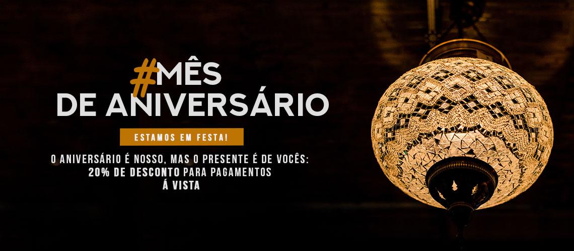 Aniversário Arte & Sintonia