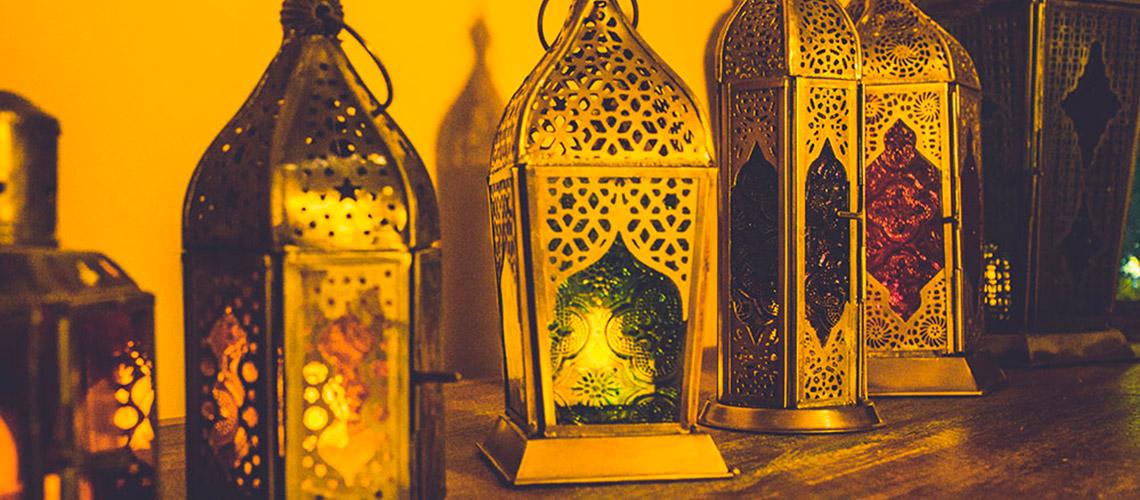Lanternas Marroquinas 2
