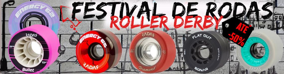 roller derby rodas
