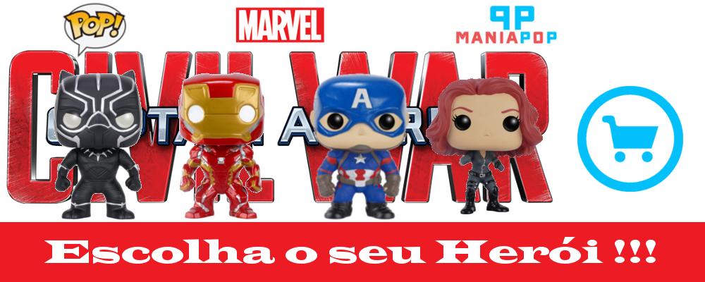 Banner Guerra Civil Mania Pop
