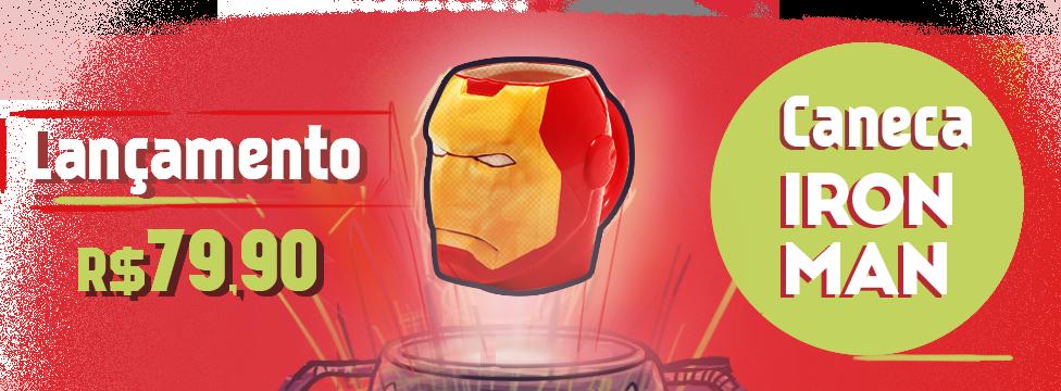Caneca - Iron Man 79