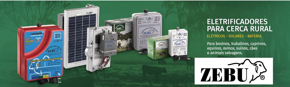 Eletrificadores Zebu