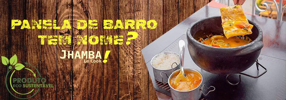 Panela de barro Jhamba le cook