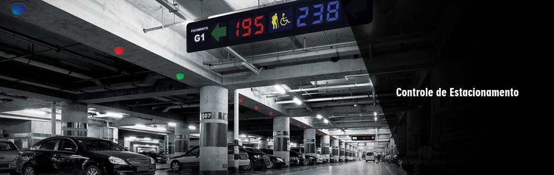 Controle de Estacionamento