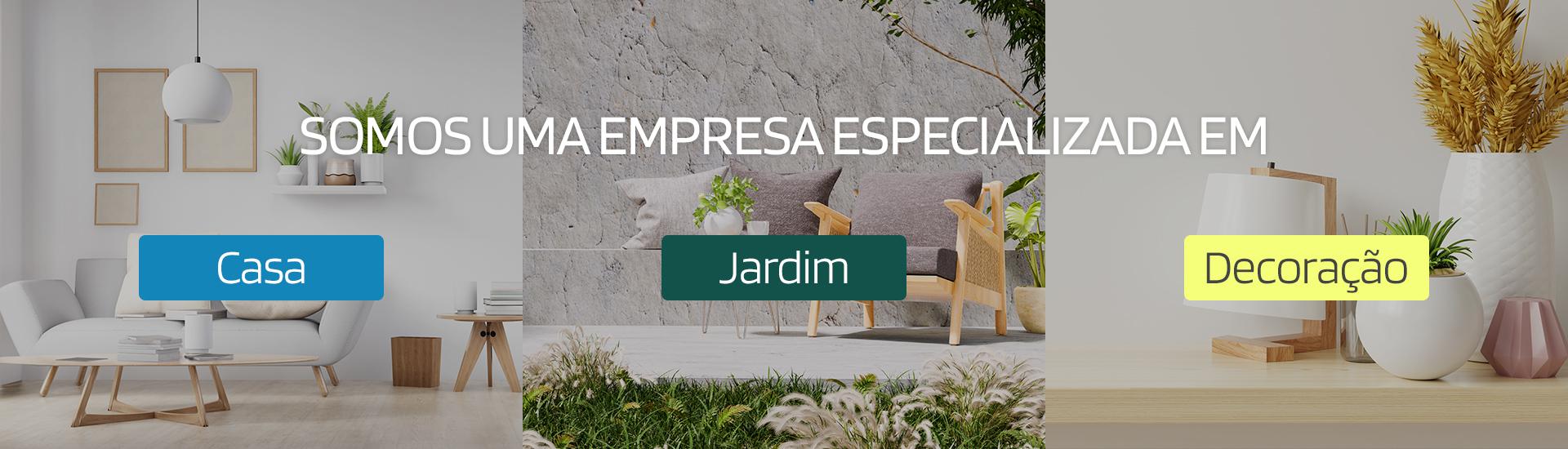 Casa, Jardim e Decoração