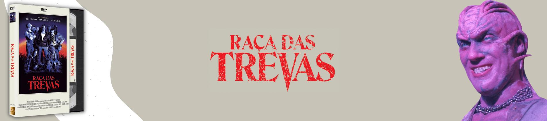RAÇA DAS TREVAS - LONDON VHS COLLECTION