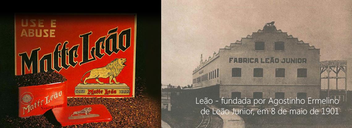 Banner Marca leao