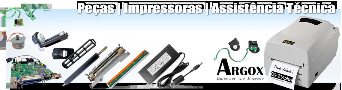 Argox impressoras e serviços