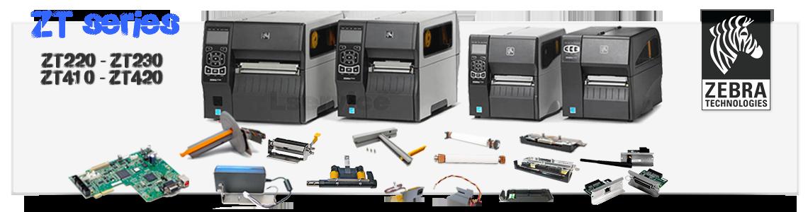 Impressoras Zebra ZT230-ZT410-ZT420