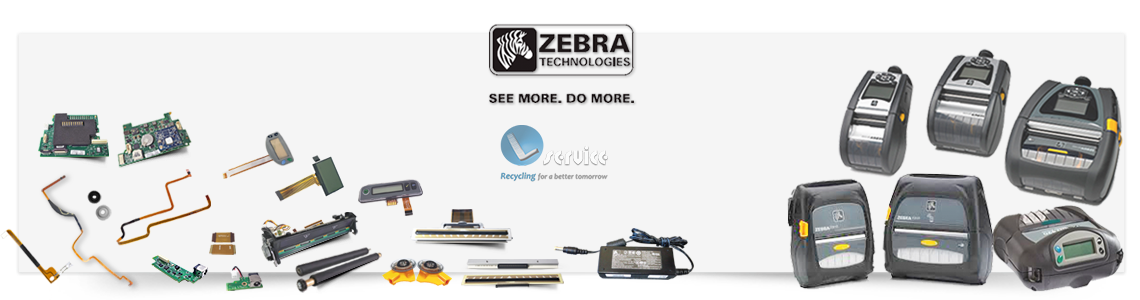 Peças e Impressoras Zebra Rw420/Qln420/ZQ520