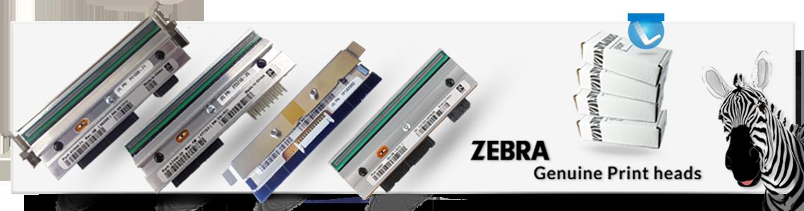 Cabeça de impressão Zebra