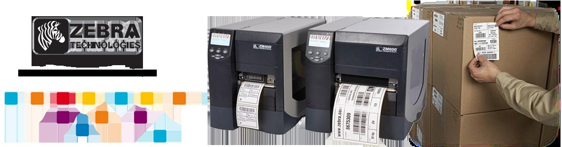 Impressora Zebra Zm400 & ZM600