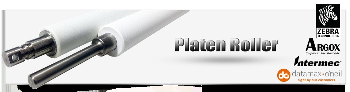 Platen Roller Zebra|Datamax|Argox