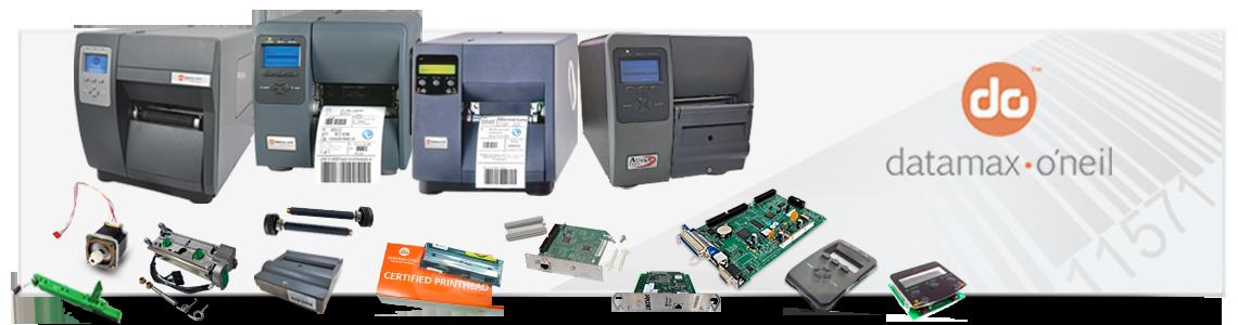 Peças e Impressoras Datamax