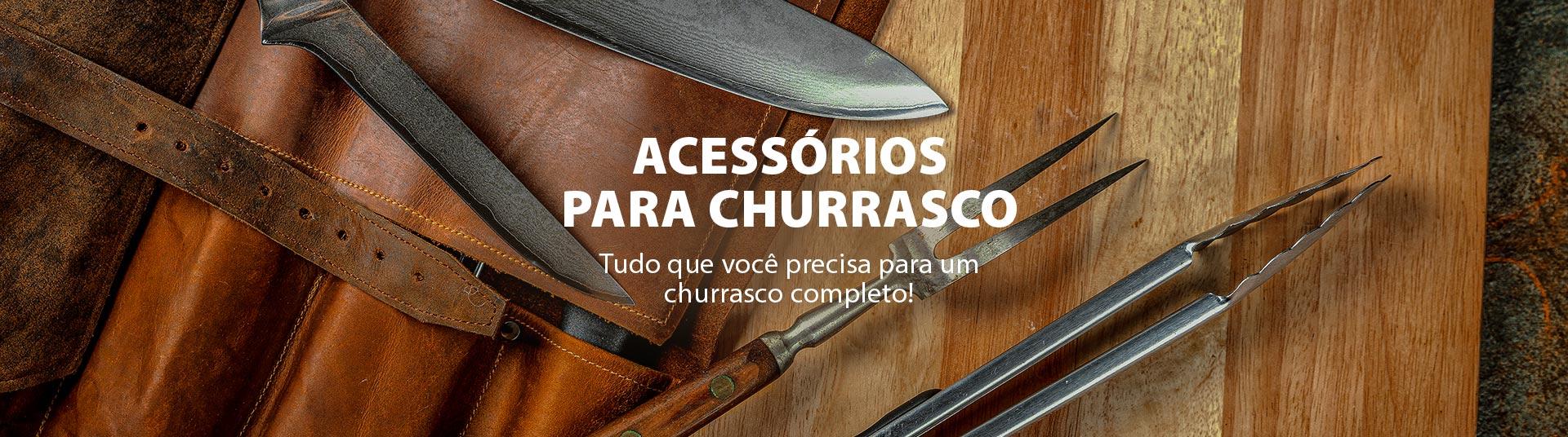 Acessórios p/ Churrasco