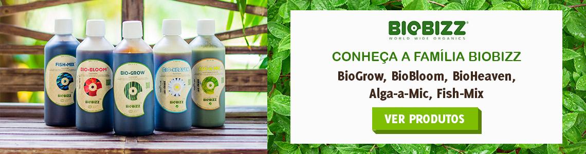 GreenGardens Conheça Produtos BioBizz