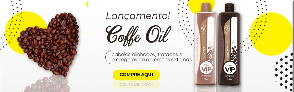 LANCAMENTO COFFEE OIL