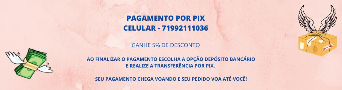 Pagamento por PIX